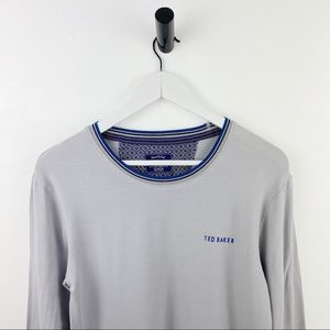 Ted Baker cotton long sleeved shirt